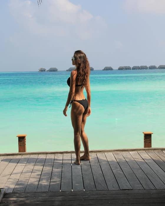 Disha Patani sexy bikini photo