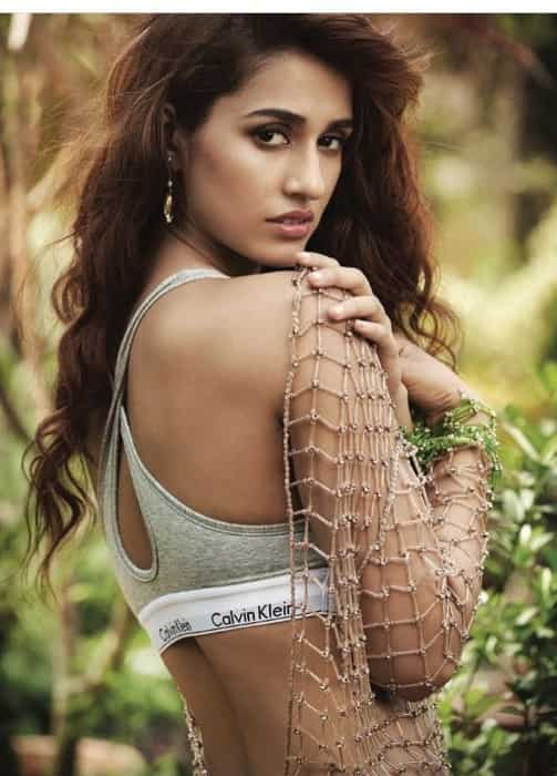 disha patani hot pictures from her magazine photoshoot