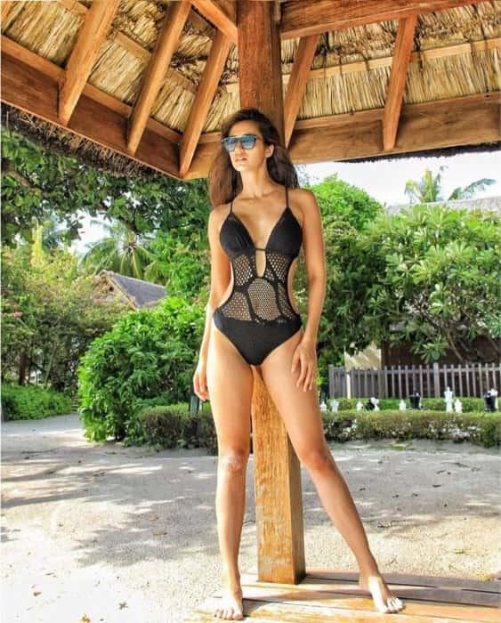disha patani hot pictures in bikini