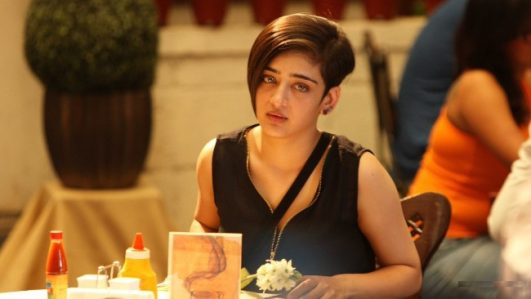 Akshara Haasan hot latest movie still