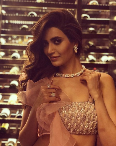 karishma tanna hot boobs