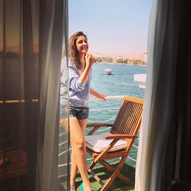 parineeti chopra hot photo from her instagram