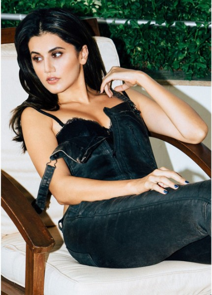 Taapsee Pannu Hot Photo Shoot poses for GQ Magazine HD Pics