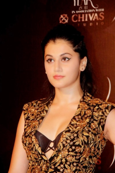 Taapsee Pannu hot at gq award event