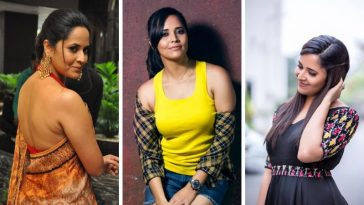 anasuya hot