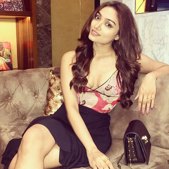 Aishwarya Devan photos from her instagram are some sexist bikini photos of her. (2)