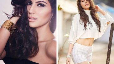 32 Hottest Elnaaz Norouzi Photos Sexy Bikini Pics Sacred Games Actress Bio