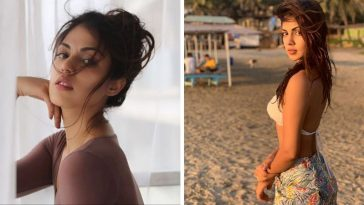 38 Hottest Rhea Chakraborty Photos Sexy Instagram Bikini Pics, Video